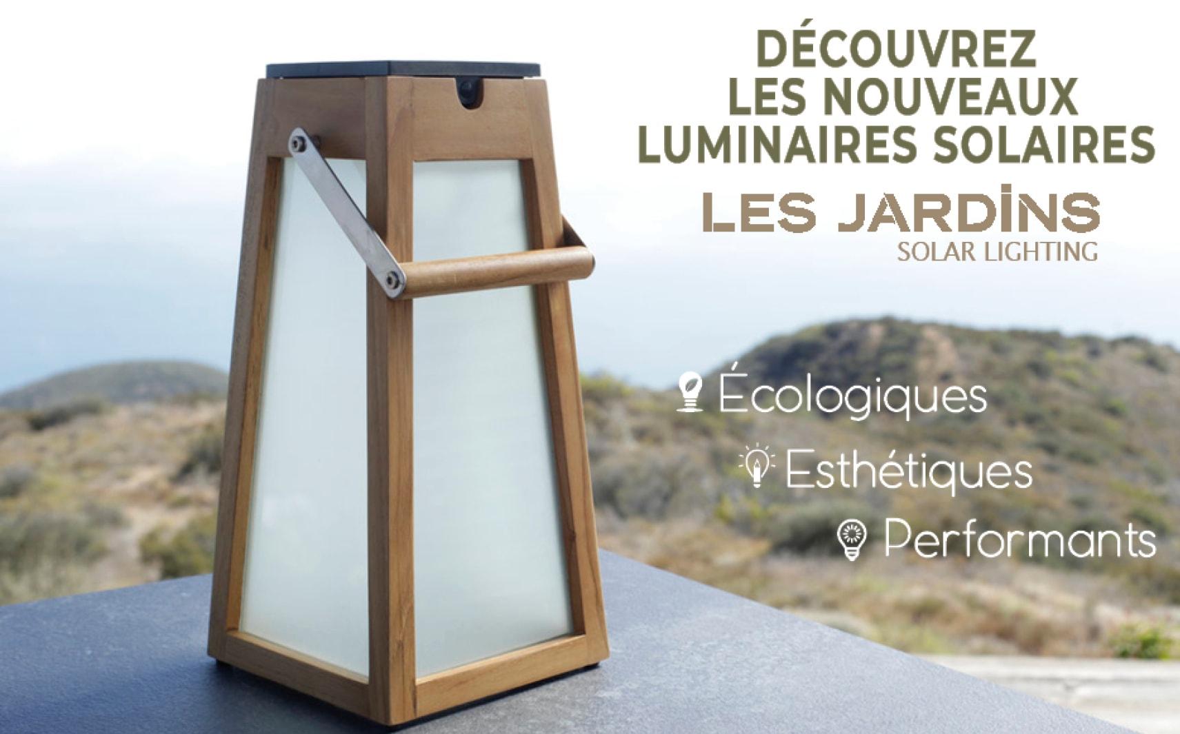 Luminaires d\'extérieur design et éclairage intérieur - Jeancel Luminaire