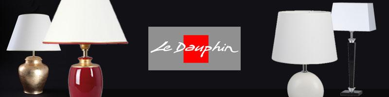 le dauphin une s lection de lampes et de lampadaires haut de gamme jeancel luminaires. Black Bedroom Furniture Sets. Home Design Ideas