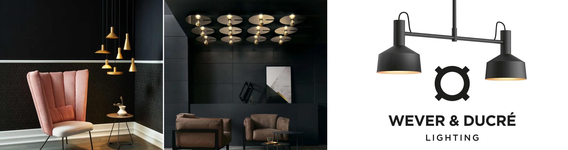 Luminaire designer wever & ducre